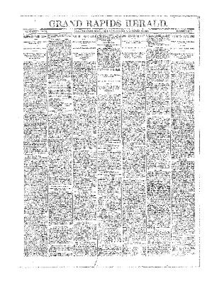 Grand Rapids Herald, Friday, November 30, 1894
