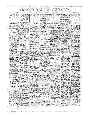 Grand Rapids Herald, Tuesday, November 20, 1894