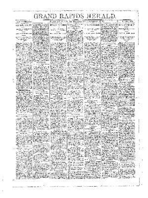 Grand Rapids Herald, Thursday, November 29, 1894