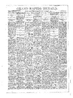 Grand Rapids Herald, Saturday, December 01, 1894