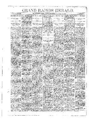 Grand Rapids Herald, Monday, November 19, 1894