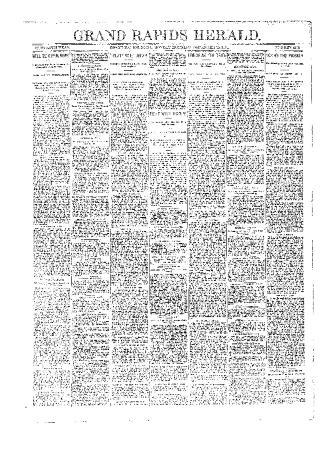 Grand Rapids Herald, Monday, December 10, 1894