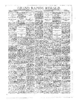 Grand Rapids Herald, Monday, November 26, 1894