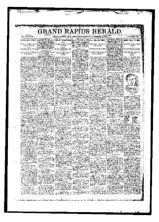 Grand Rapids Herald, Thursday, November 16, 1893