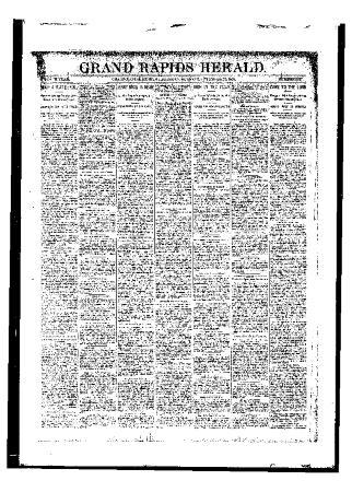 Grand Rapids Herald, Wednesday, November 22, 1893