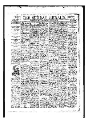 Issue of Grand Rapids Herald for Sunday, October 29, 1893