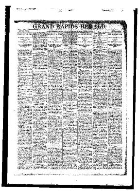 Grand Rapids Herald, Thursday, November 09, 1893